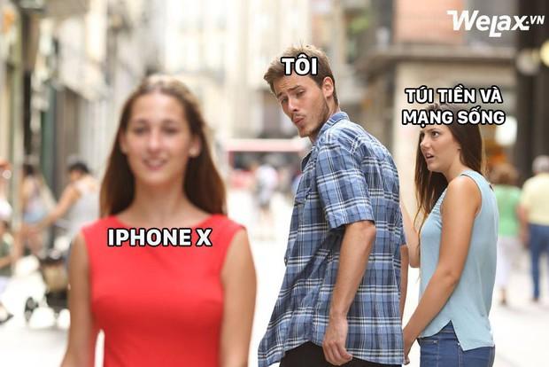 iPhone X vừa ra, thế giới giờ chỉ còn 2 kiểu người - Ảnh 9.