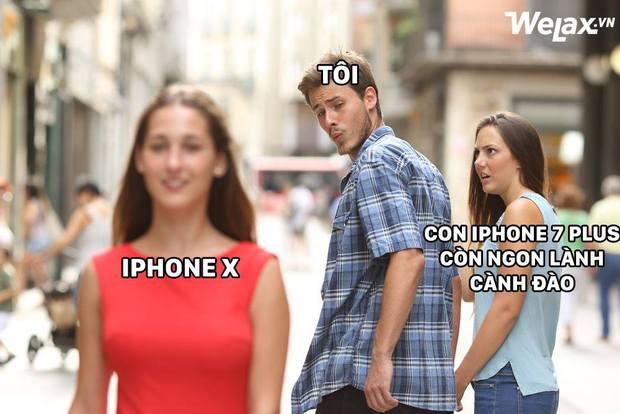 iPhone X vừa ra, thế giới giờ chỉ còn 2 kiểu người - Ảnh 7.