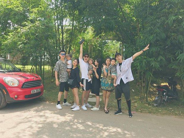 3 gia đình hot nhất MXH lại khoe ảnh cùng đi du lịch khiến dân mạng không like không được - Ảnh 6.