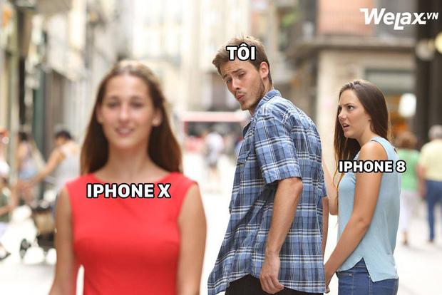 iPhone X vừa ra, thế giới giờ chỉ còn 2 kiểu người - Ảnh 11.