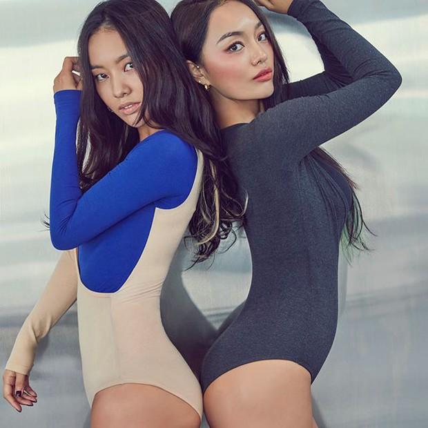 Việt Nam có Minh Tú, Hàn Quốc lại có người mẫu Kim Shony sở hữu body hot chẳng kém cạnh! - Ảnh 9.