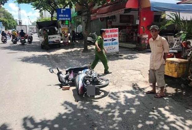 Nam thanh niên cầm gạch đánh chết người sau va chạm giao thông ở Sài Gòn - Ảnh 1.