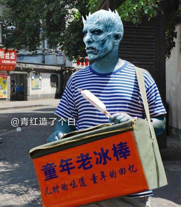 Cười bò với bộ ảnh chế nhân vật Game of Thrones lưu lạc sang Trung Quốc - Ảnh 22.