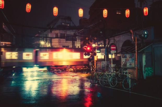 Có một Tokyo lung linh và huyền diệu khi đêm về - Ảnh 11.
