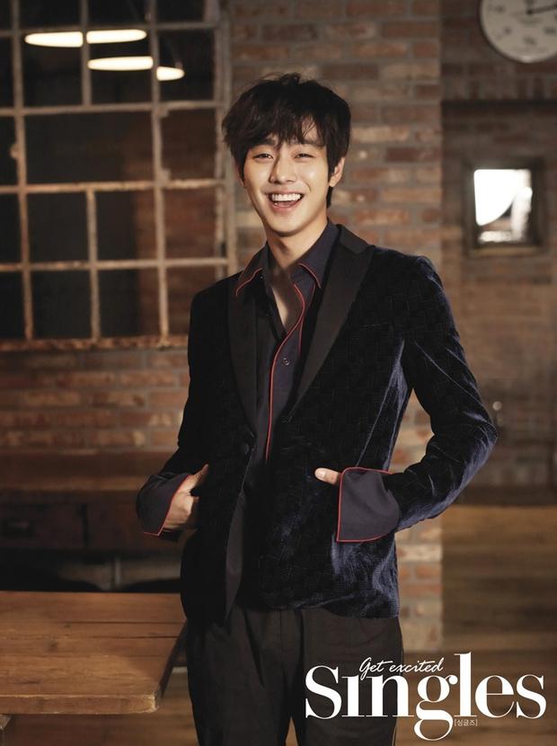 Điểm mặt 6 hot boy mới nổi của màn ảnh Hàn được săn đón vì quá đẹp trai - Ảnh 14.