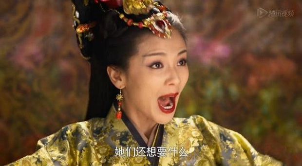 7 vai diễn nữ hóa ác đầy ấn tượng trên màn ảnh Hoa Ngữ - Ảnh 26.