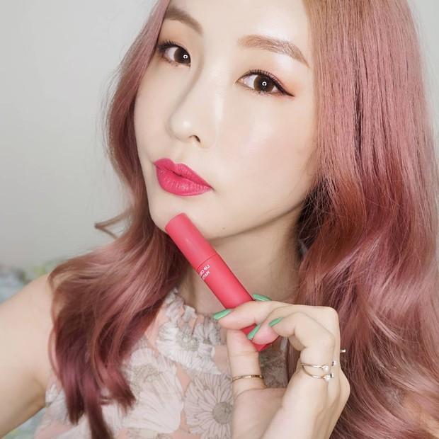 5 thỏi son Hàn mới toanh màu đẹp miễn chê trong khoảng 200.000 các nàng nên update ngay cho ngày nhập trường - Ảnh 22.
