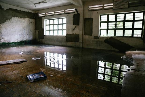 Cảnh u ám bên trong ngôi trường tiểu học 20 tỷ đồng bị bỏ hoang gần 10 năm giữa Sài Gòn - Ảnh 10.