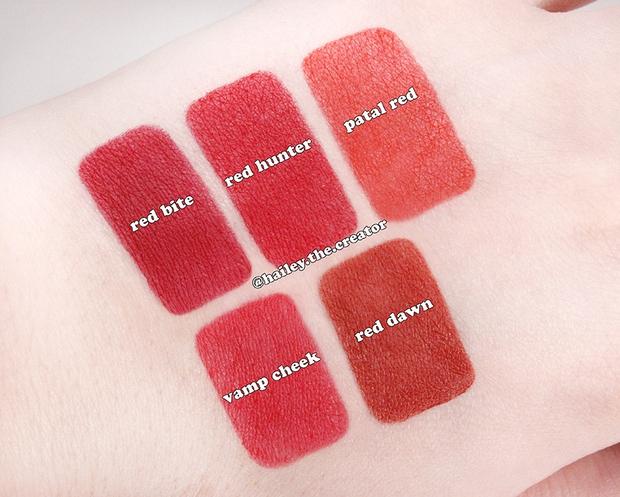 Ngoài 3CE Red Recipe, còn có 3 dòng son đỏ Hàn Quốc mới toanh giá dưới 300 ngàn VNĐ này bạn đã biết chưa? - Ảnh 13.