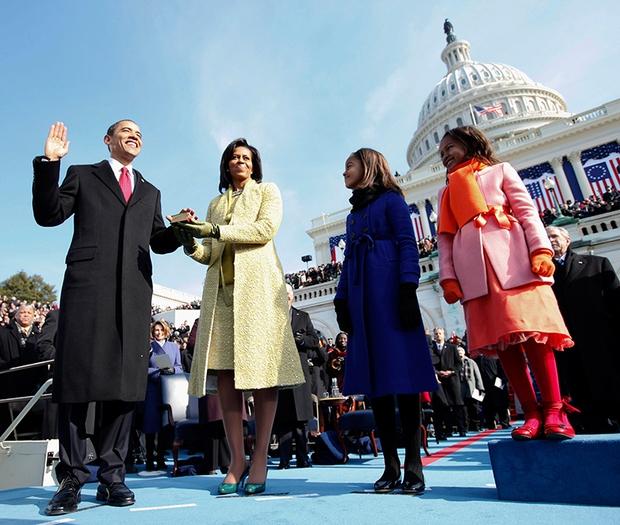 Những khoảnh khắc đáng nhớ bên vợ con của Tổng thống Obama trong 8 năm đương nhiệm - Ảnh 5.