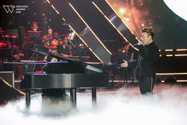 Sau Gala WeChoice Awards 2016, mối quan hệ của Tiên Tiên và Trung Quân Idol đã gương vỡ lại lành - Ảnh 3.
