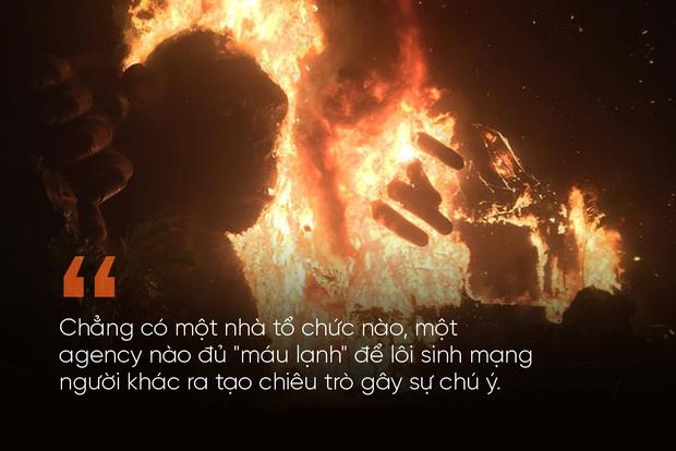 Từ vụ cháy phim Kong: Ngừng chỉ trích và dựng chuyện, thay vào đó hãy chia sẻ và cảm thông... - Ảnh 3.