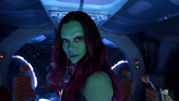 Xấu đau đớn trên phim, ai ngờ các mỹ nhân của Guardians of the Galaxy Vol. 2 ngoài đời lại đẹp đến vậy! - Ảnh 2.
