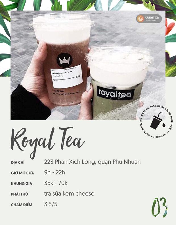Sài Gòn: Cẩm nang gọi món để bạn không sợ lạc lối khi ghé thăm các thương hiệu trà sữa mới mở - Ảnh 3.
