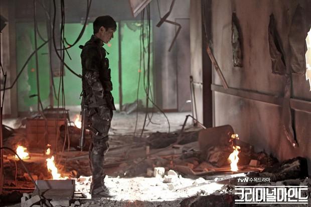 """Lee Jun Ki trở lại màn ảnh nhỏ xuất sắc với """"Criminal Minds"""" - Ảnh 2."""