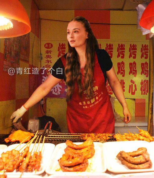 Cười bò với bộ ảnh chế nhân vật Game of Thrones lưu lạc sang Trung Quốc - Ảnh 3.