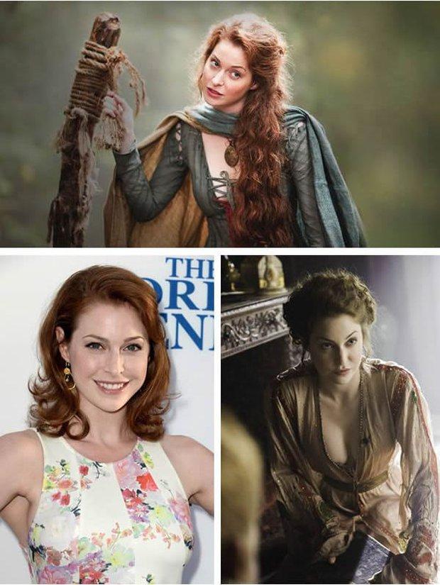 10 mỹ nhân đẹp nghiêng nước nghiêng thành của Game of Thrones - phim truyền hình hot nhất hành tinh! - Ảnh 3.