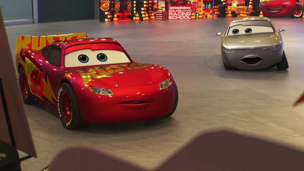 Cars 3 - Cái kết đẹp cho tay đua cự phách Lightning McQueen - Ảnh 3.
