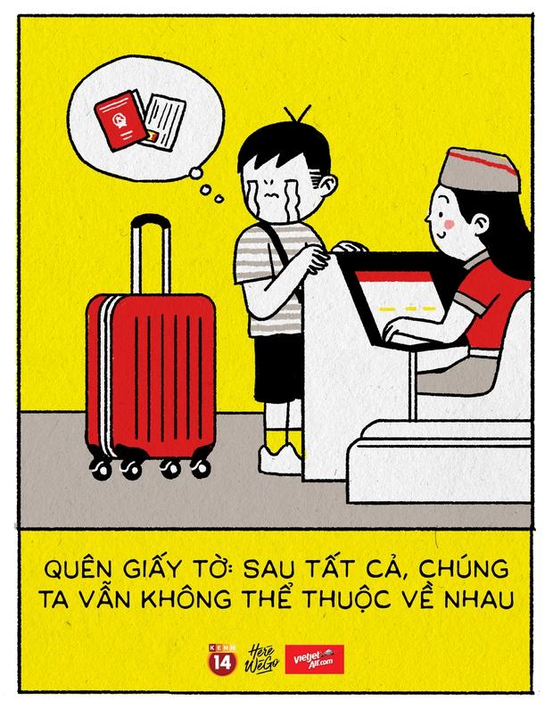 """Những tình huống """"biết rồi khổ lắm nói mãi"""" nhưng nhiều người vẫn mắc phải khi đi du lịch bằng máy bay - Ảnh 3."""