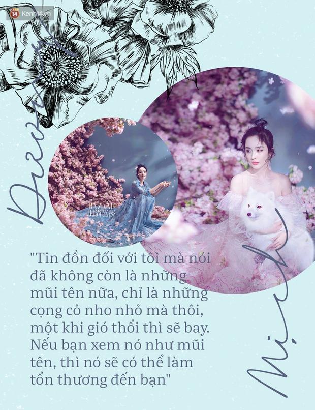 Dương Mịch: Tôi không phải tiền mặt, không phải ai cũng thích - Ảnh 7.