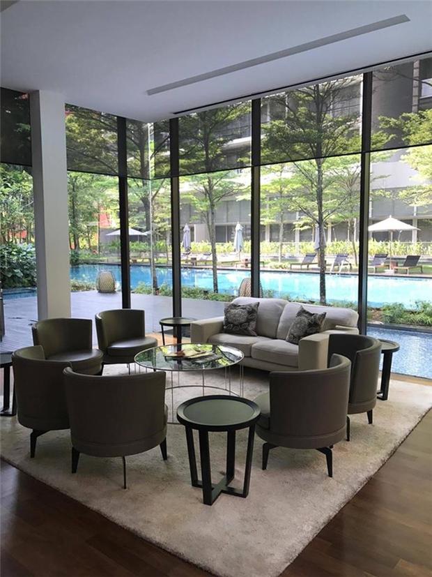 Sau biệt thự dát vàng ở TP HCM, Lý Nhã Kỳ tiếp tục tậu penthouse siêu sang hơn 100 tỷ đồng tại Singapore - Ảnh 3.