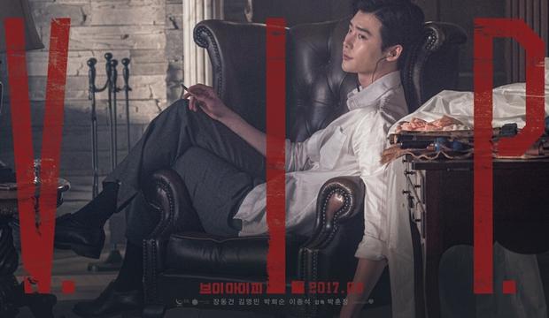 Phim Hàn tháng 8: Lee Jong Suk, Park Seo Joon và Kang Ha Neul đổ bộ!