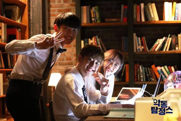 Điểm mặt 13 phim Hàn tháng 9: Toàn sao đình đám đổ bộ màn ảnh nhỏ! - Ảnh 48.