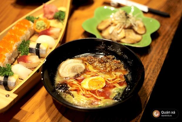 Rủ nhau thử ngay bát mì Nhật khổng lồ giá bình dân - Ảnh 8.