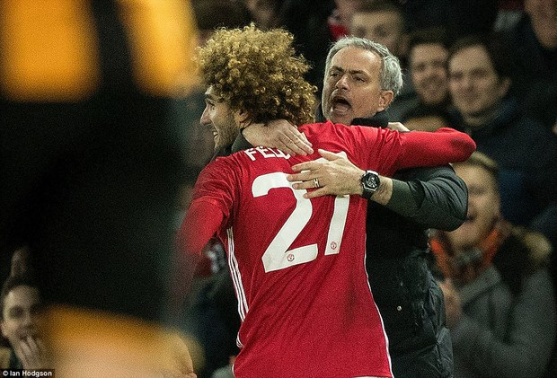 Man Utd vô đối đã trở lại, Liverpool hãy dè chừng - Ảnh 3.