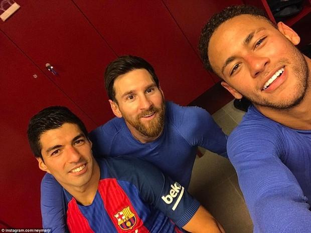 Messi ghi bàn quyết định, Barca ngược dòng vào tứ kết Cúp Nhà vua - Ảnh 8.