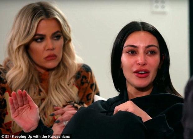 Kim Kardashian khóc nấc kể chuyện bị dí súng vào đầu: Xin hãy cho tôi sống - Ảnh 1.