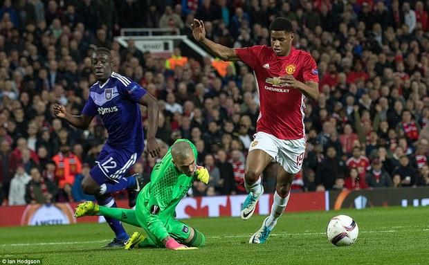 Rashford hóa người hùng ở hiệp phụ, Man Utd vào bán kết Europa League - Ảnh 4.