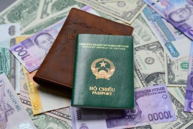 Bí mật về màu sắc của những cuốn hộ chiếu trên thế giới - Ảnh 4.
