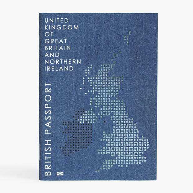 Chiêm ngưỡng những mẫu hộ chiếu mới cực chất của Anh sau khi rời EU - Ảnh 7.
