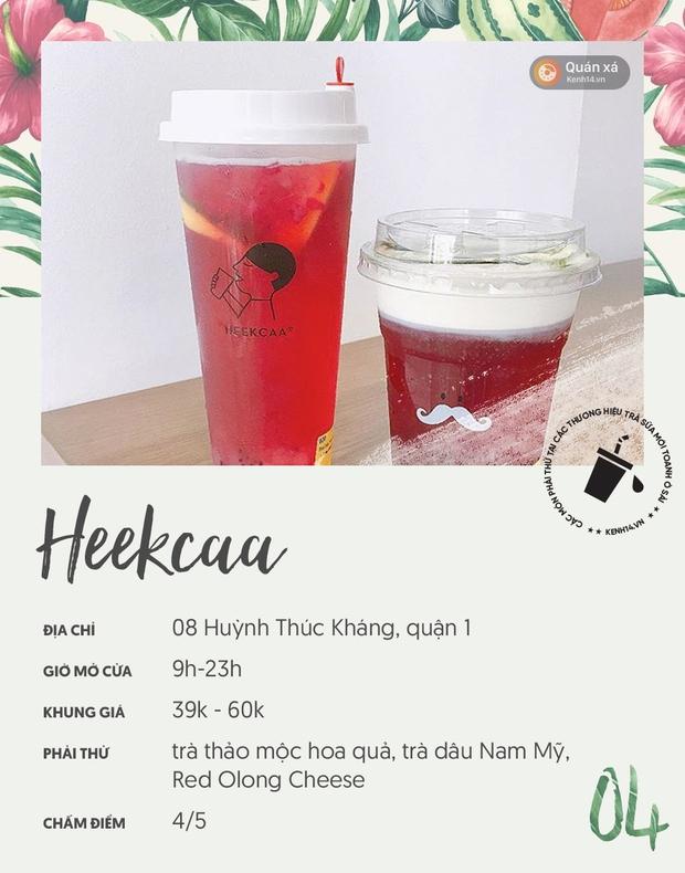 Sài Gòn: Cẩm nang gọi món để bạn không sợ lạc lối khi ghé thăm các thương hiệu trà sữa mới mở - Ảnh 4.