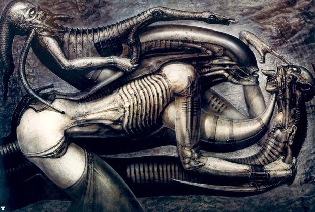 Bí ẩn đứng sau tạo hình khủng khiếp của Alien - Ảnh 4.