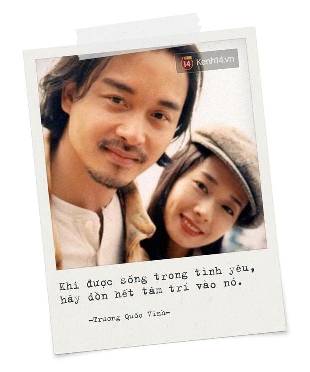 Người con gái duy nhất Trương Quốc Vinh cầu hôn: Nếu cô bằng lòng, có lẽ cuộc đời anh đã không có Đường Đường - Ảnh 4.