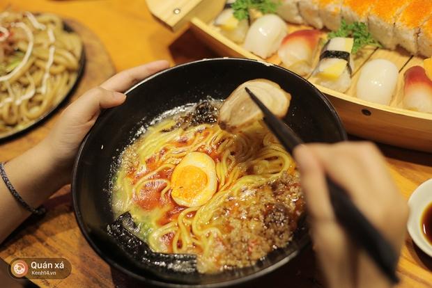Rủ nhau thử ngay bát mì Nhật khổng lồ giá bình dân - Ảnh 12.