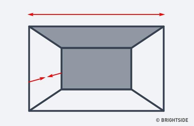 7 cách hô biến căn phòng của bạn trở nên rộng lớn hơn chỉ nhờ ảo ảnh thị giác - Ảnh 4.