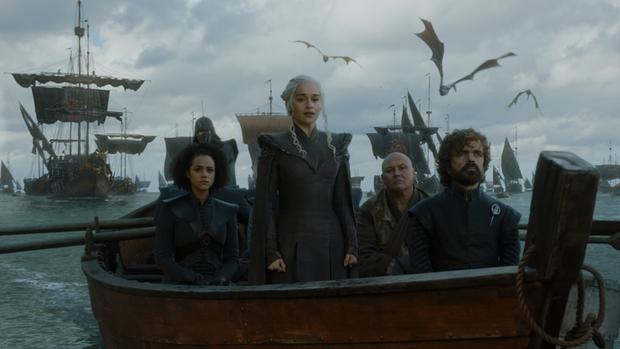 Tập 1 Game of Thrones mùa 7 - Phút tĩnh lặng trước cơn bão - Ảnh 4.
