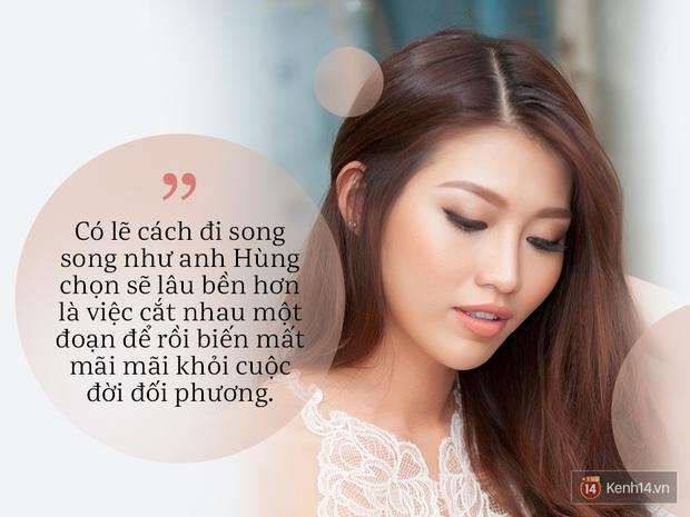 Quỳnh Châu nói về chuyện tình đã kết thúc với Quang Hùng: Đau lòng vì đến bây giờ vẫn không biết lý do chia tay - Ảnh 3.
