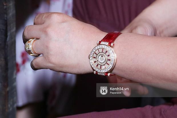 Lệ Quyên xuất hiện cùng xe hơn 20 tỷ vừa tậu, đeo đồng hồ đính kim cương đôi với chồng - Ảnh 5.