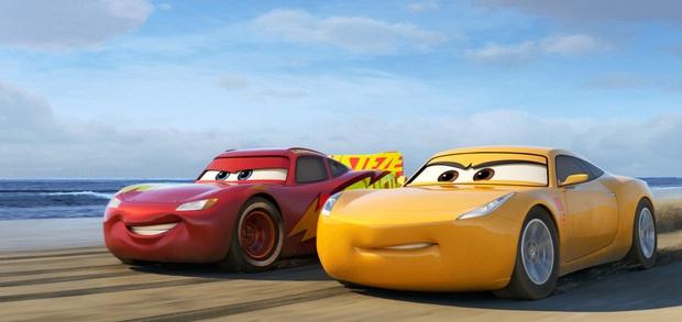 Cars 3 - Cái kết đẹp cho tay đua cự phách Lightning McQueen - Ảnh 4.