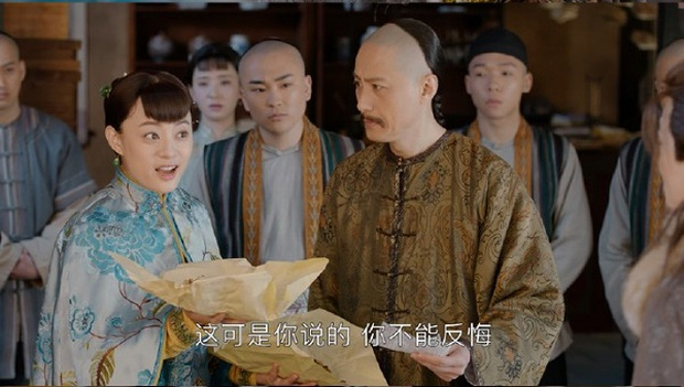 """""""Năm Ấy Hoa Nở"""": Tình cảm giữa Tôn Lệ và Trần Hiểu vẫn mông lung như một trò đùa! - Ảnh 4."""