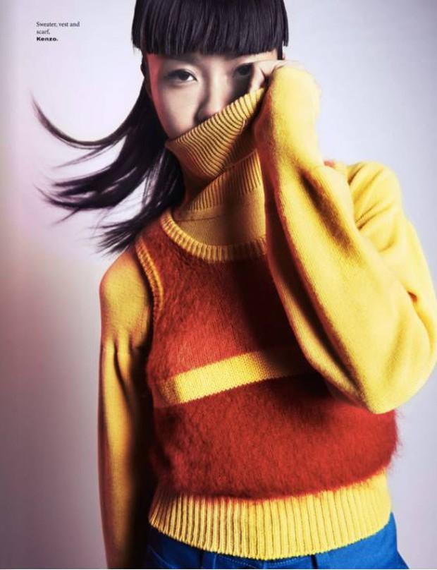 Hết làm KOLS cho H&M, Suboi lại lên trang bìa tạp chí danh tiếng của Singapore - Ảnh 4.