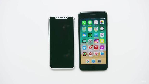 iPhone 8 tiếp tục lộ diện với thiết kế đẹp đến mê mẩn, iFan đã có thể mỉm cười - Ảnh 5.