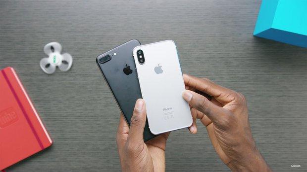iPhone 8 tiếp tục lộ diện với thiết kế đẹp đến mê mẩn, iFan đã có thể mỉm cười - Ảnh 9.