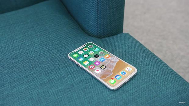 iPhone 8 tiếp tục lộ diện với thiết kế đẹp đến mê mẩn, iFan đã có thể mỉm cười - Ảnh 4.
