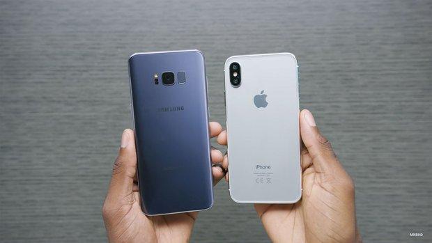iPhone 8 tiếp tục lộ diện với thiết kế đẹp đến mê mẩn, iFan đã có thể mỉm cười - Ảnh 8.