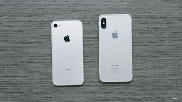 iPhone 8 tiếp tục lộ diện với thiết kế đẹp đến mê mẩn, iFan đã có thể mỉm cười - Ảnh 7.